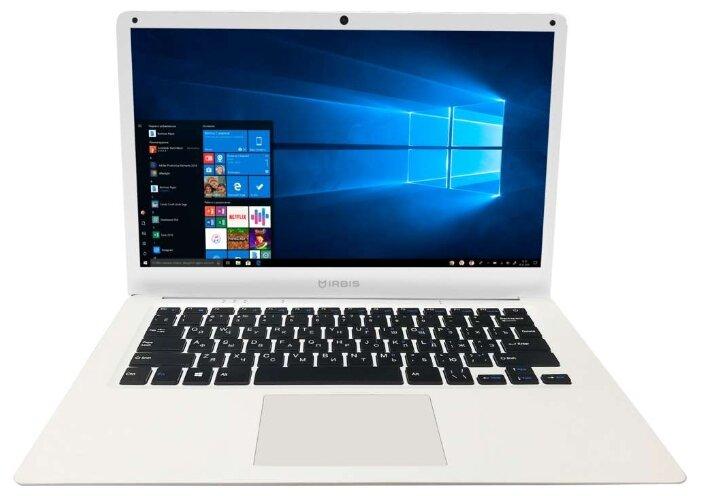 Ноутбук Irbis NB66 (Intel Atom Z3735F 1333MHz/14