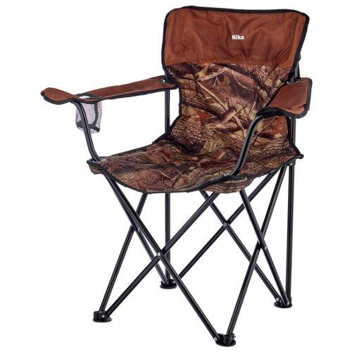 Кресло Nika Премиум 6 хант/коричневый