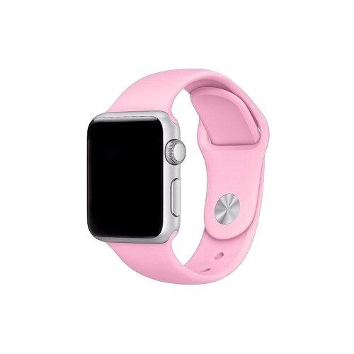 Фото - EVA Ремешок спортивный для Apple Watch 42/44mm розовый eva ремешок спортивный для apple watch 42 44mm розовый