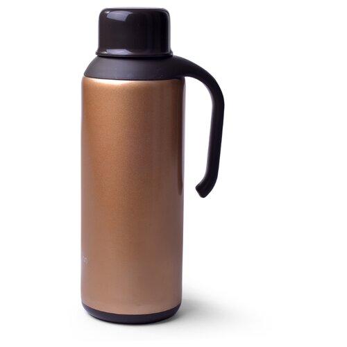 Классический термос Fissman 9783 (1,5 л) коричневый термос fissman 9783 коричневый 1 5 л
