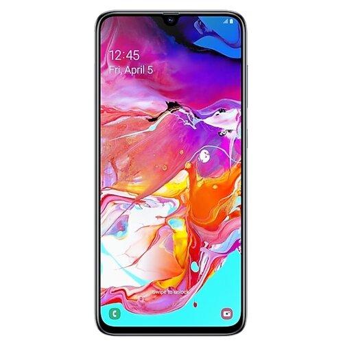 Смартфон Samsung Galaxy A70 белый (SM-A705FZWMSER)
