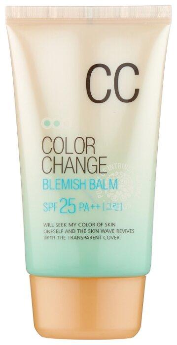 Welcos CC крем Color Change SPF 25, 50 мл