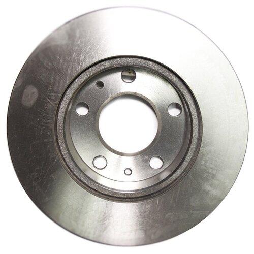 Комплект тормозных дисков передний DELPHI BG2846 280x24 для Fiat Ducato, Peugeot Boxer, Citroen Jumper (2 шт.)