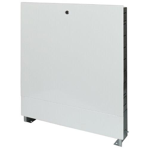 Коллекторный шкаф встраиваемый STOUT ШРВ-2 SCC-0002-000067 белый шкаф распределительный stout встроенный 1 3 выхода шрв 0 670х125х404 мм scc 0002 000013