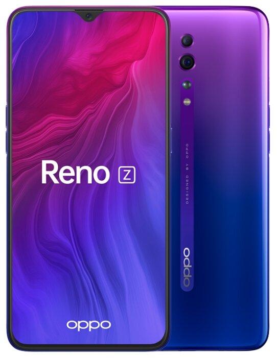 Смартфон OPPO Reno Z 4/128GB — купить по выгодной цене на Яндекс.Маркете
