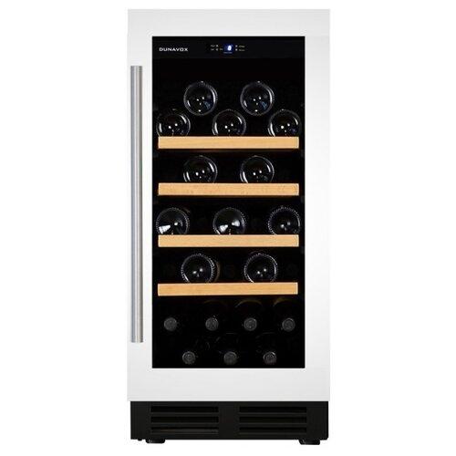 Встраиваемый винный шкаф Dunavox DAU-32.83W