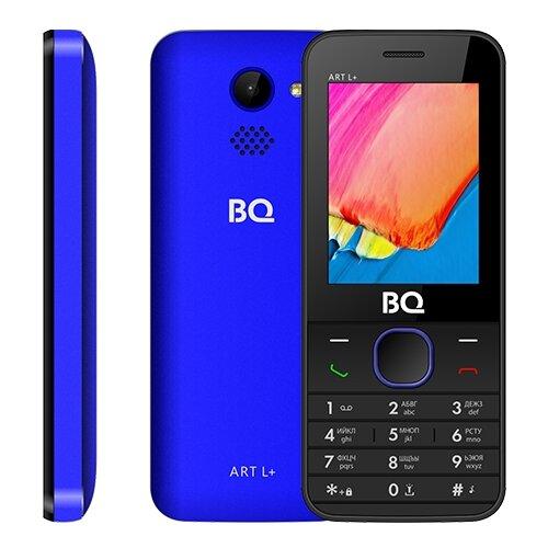 Купить Телефон BQ 2438 ART L+ синий