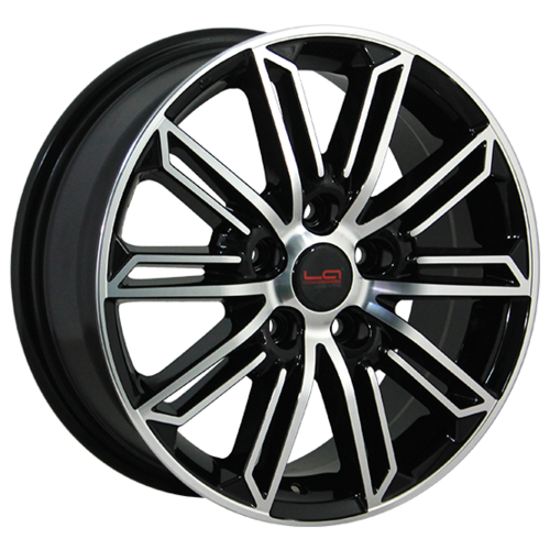 цена на Колесный диск LegeArtis TY550 7x17/5x114.3 D60.1 ET39 BKF