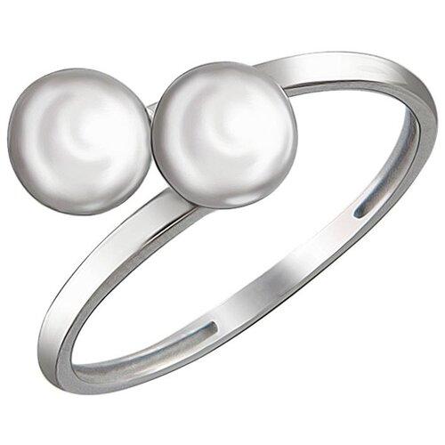 Эстет Кольцо из серебра 01К0511136, размер 16.5 ЭСТЕТ