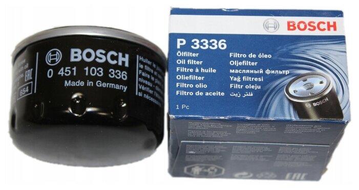 Масляный фильтр BOSCH 0451103336