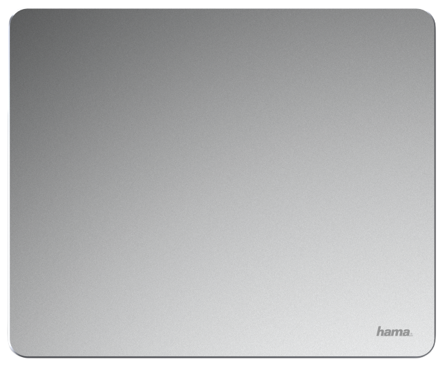 Коврик HAMA Aluminium (00054781)