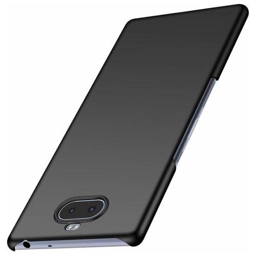 Чехол Rosco 10P-SOFTTOUCH для Sony Xperia 10 Plus черный