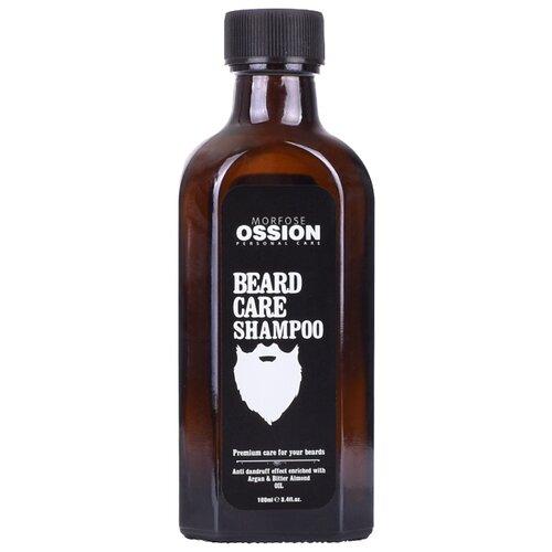 Morfose Шампунь для бороды Ossion Beard Care Shampoo, 100 мл