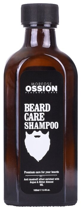Morfose Шампунь для бороды Ossion Beard Care Shampoo