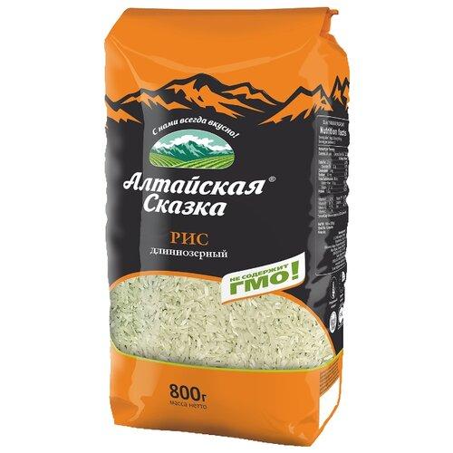 алтайская сказка смесь круп гречка рис в пакетах для варки 400 г 5х80 г Рис Алтайская сказка длиннозерный 800 г