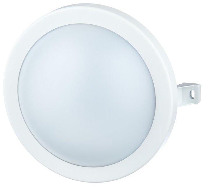 Светильник светодиодный герм СПП 3301 12Вт 230В 4000К 960Лм 150мм круг IP65
