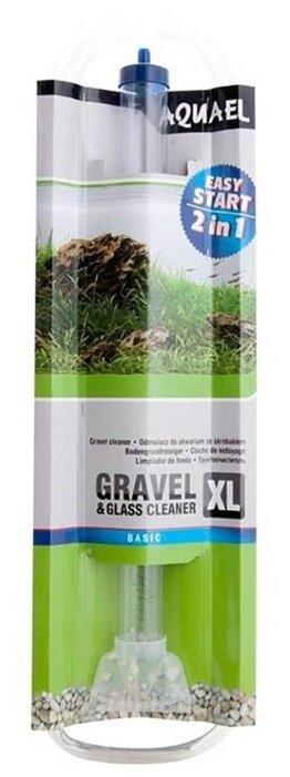 Сифон механический AQUAEL GRAVEL & GLASS CLEANER XL