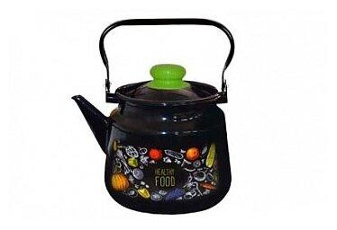 Купить Чайник Appetite Healthy food 1с26с эмалированная 3,5л по низкой цене с доставкой из Яндекс.Маркета