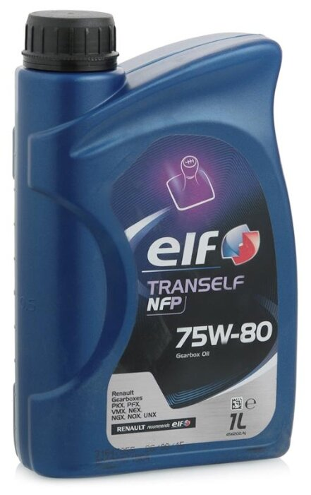Трансмиссионное масло ELF Tranself NFP