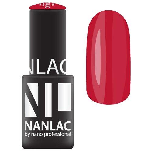 Гель-лак для ногтей Nano Professional Эмаль, 6 мл, NL 2155 пионовое букле гель лак для ногтей nano professional эмаль 6 мл оттенок nl 2175 свободная любовь