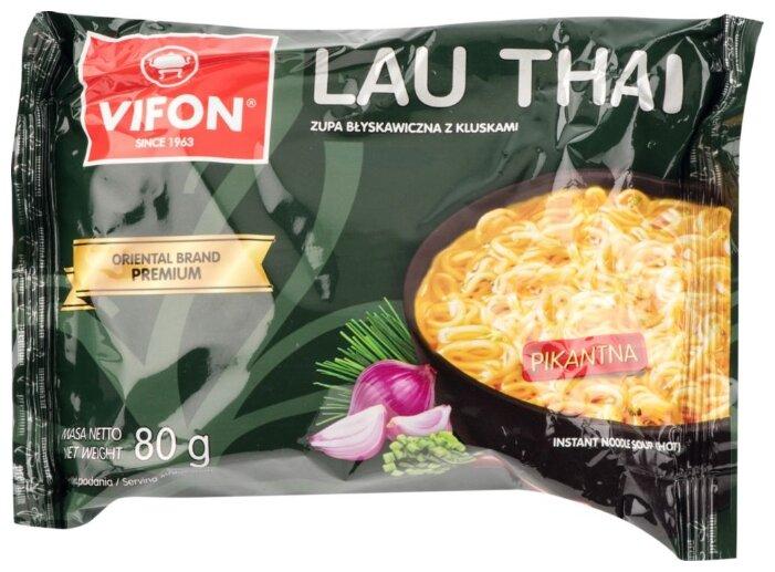 Vifon Лапша пшеничная Lau Thai 80 г