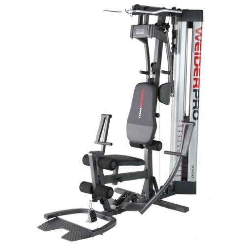 Многофункциональный тренажер WEIDER 9900 I серый/черный тренажер многофункциональный royal fitness bench 1520