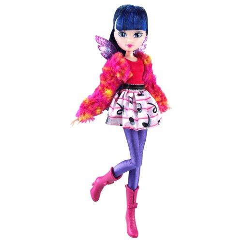 Кукла Winx Club Музыкальная группа Муза, 28 см, IW01821904 цена 2017