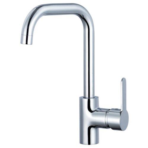 Смеситель для кухни (мойки) Gross Aqua Moderna 3240278С-7 однорычажный gross aqua trio 7016029с 35f
