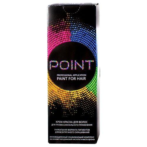 Point крем-краска для волос, 12.8 ультра светлый блондин светлый перламутровый холодный светлый блондин