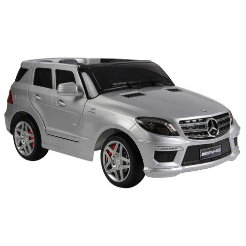 RT Автомобиль Mercedes-Bens AMG ML63 серебристый
