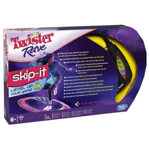 Купить Настольная игра Hasbro Игры Твистер Rave Skip-It A2037, Настольные игры