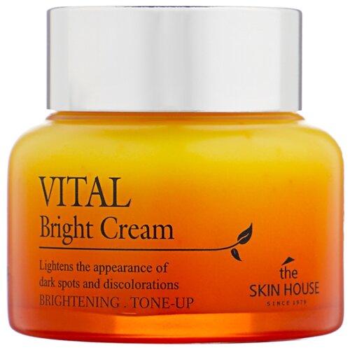 The Skin House Vital Bright Cream Витаминизированный осветляющий крем для лица, 50 мл крем с лавандой 50 мл the skin house