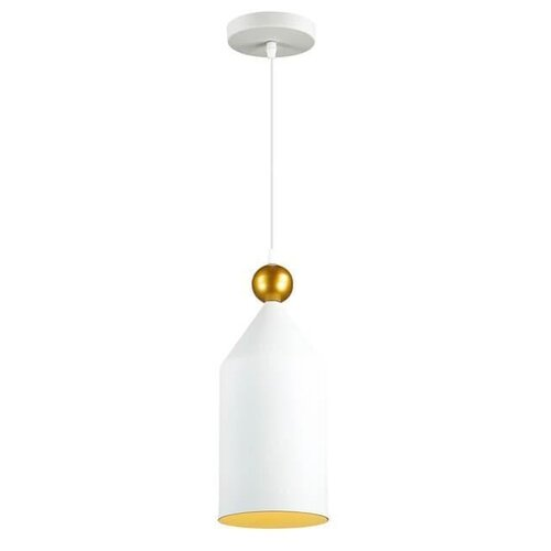 Светильник Odeon light Bolli 4093/1, E27, 40 Вт светильник odeon light bolli 4087 1 e27 40 вт