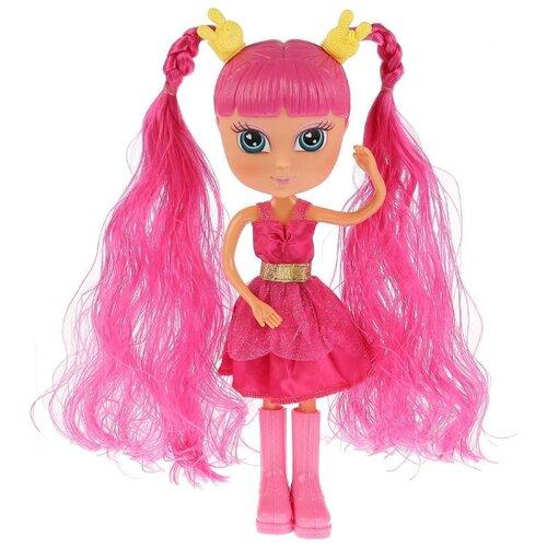 Купить Кукла Карапуз Сабина, 28 см, S28-12812-RU, Куклы и пупсы