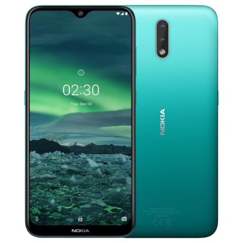 Смартфон Nokia 2.3 32GB Dual Sim бирюзовый смартфон