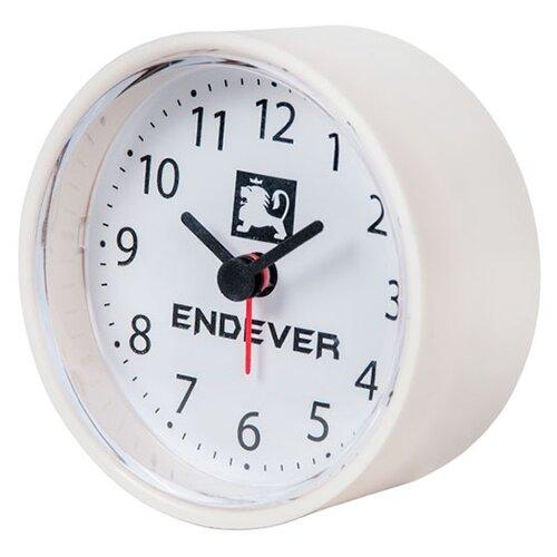 Часы настольные ENDEVER RealTime-22/23 белый