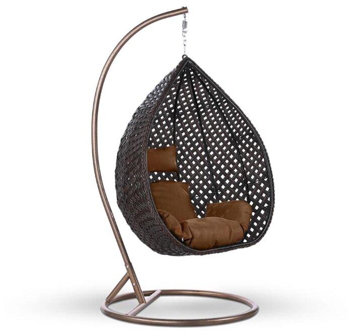 Подвесное кресло-кокон Афина-Мебель AFM-250B-L