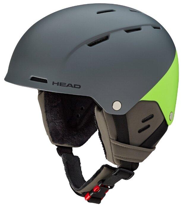 Шлем зимний Head 18-19 Trex Black - XS-S (53-56 см)