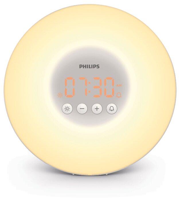Часы настольные Philips Wake-up light HF3500/70