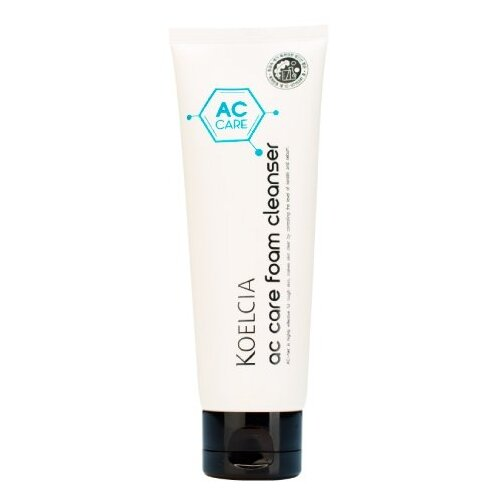 KOELCIA AC Care Foam Cleanser Очищающая пенка для проблемной кожи, 120 г