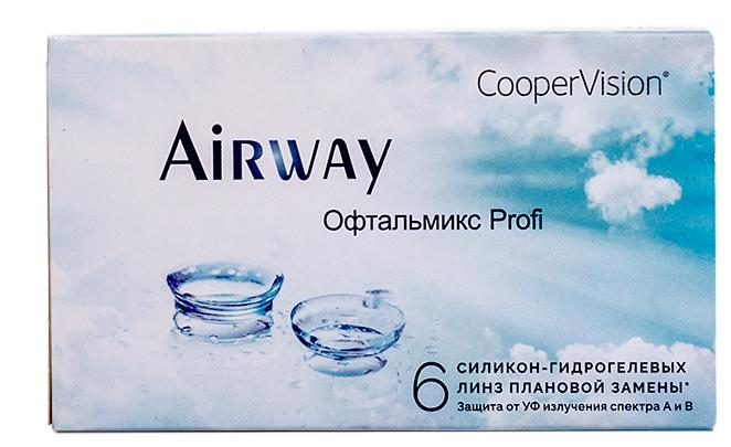 Airway Офтальмикс Profi (6 линз)