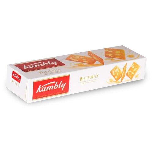 Печенье Kambly Butterfly с миндалем, 100 г