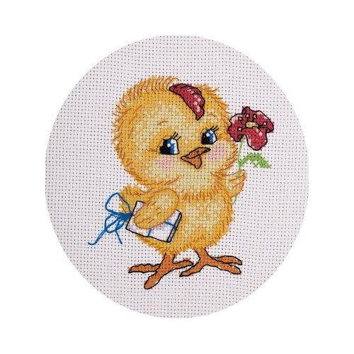 Klart набор для вышивания 8-184 Цыпленок