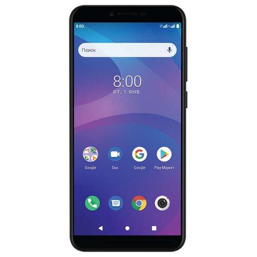Смартфон Philips S397 темно-серый смартфон