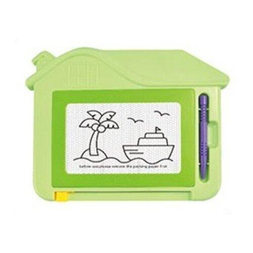 Доска для рисования детская Наша игрушка (44138) зеленый игрушка