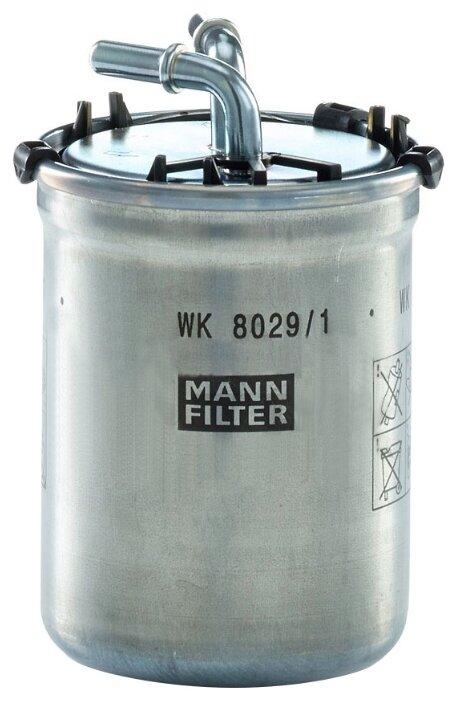 Топливный фильтр MANNFILTER WK8029/1