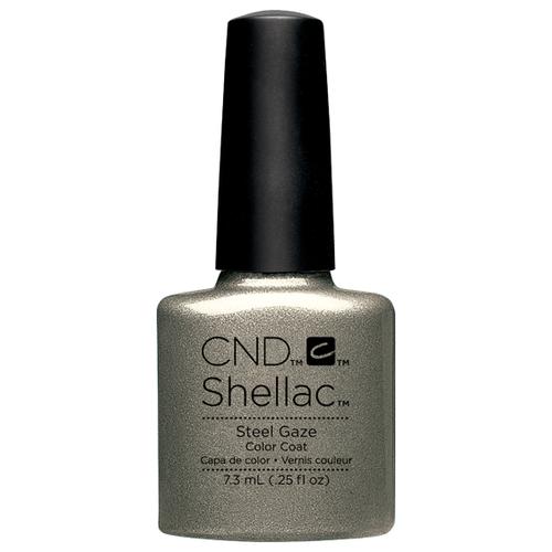 Купить Гель-лак для ногтей CND Shellac, 7.3 мл, Steel Gaze