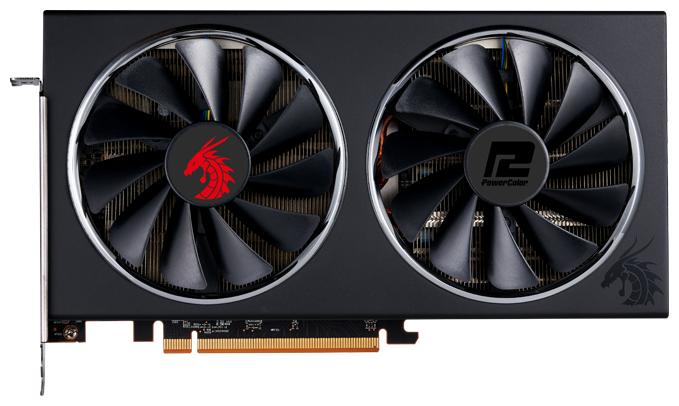 Видеокарта PowerColor Red Dragon Radeon RX 5700 XT 1650Mhz PCI-E 4.0 8192Mb 14000Mhz 256-bit HDMI 3xDisplayPort HDCP OC — купить по выгодной цене на Яндекс.Маркете