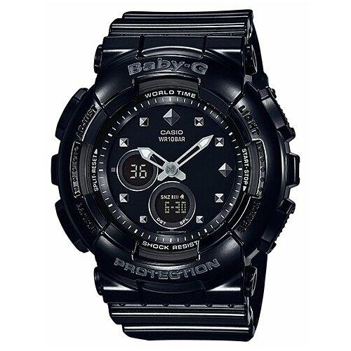 Фото - Наручные часы CASIO BA-125-1A женские часы casio ba 111 1a