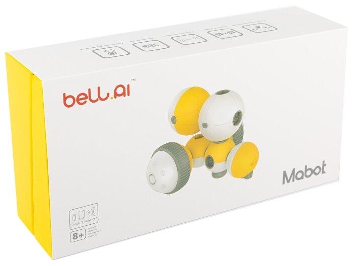 Электромеханический конструктор Bell.AI Mabot MA1002 A 2 в 1 фото 1